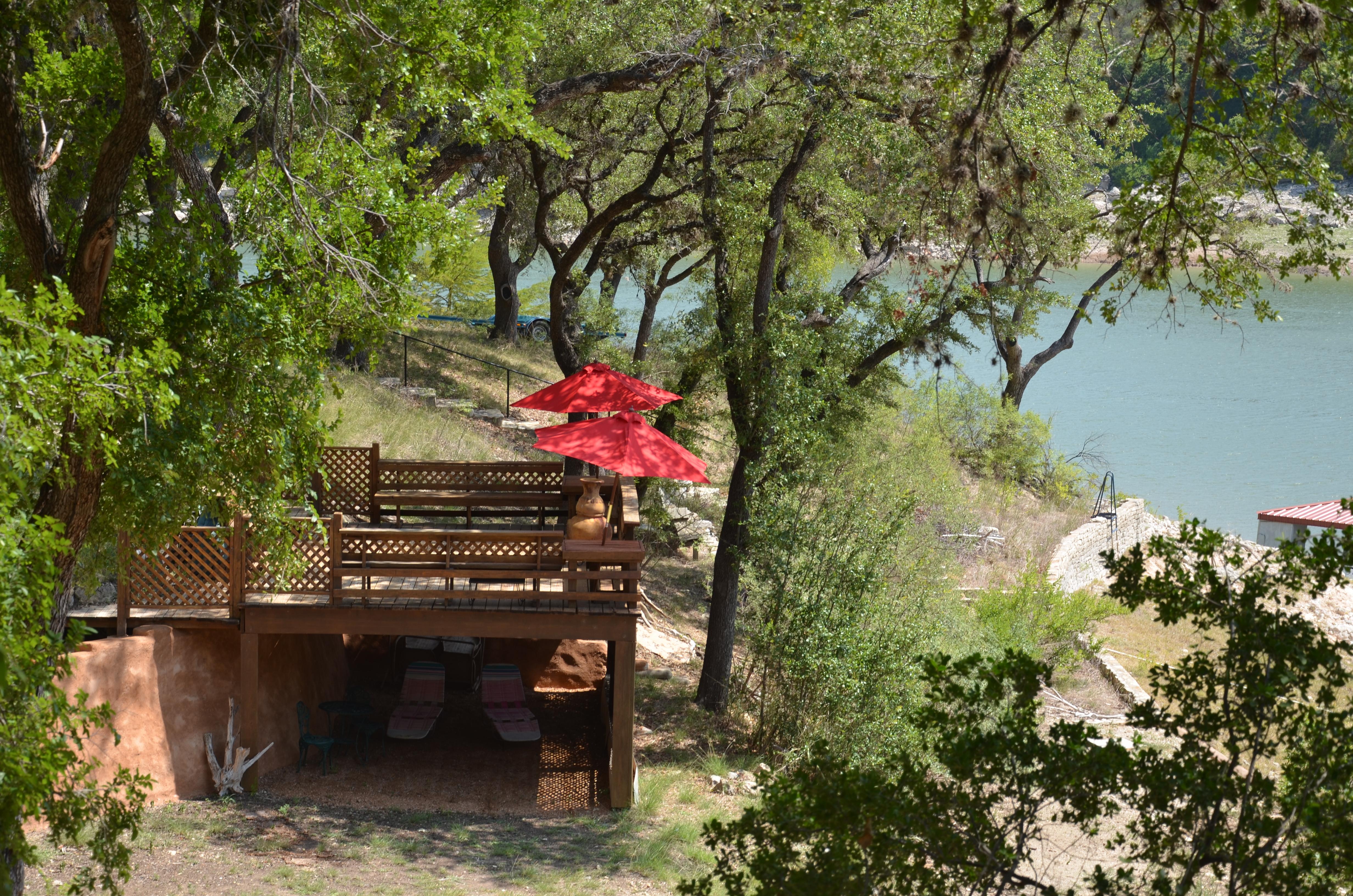 Luxury Straw Bale Home Living Waters On Lake Travis
