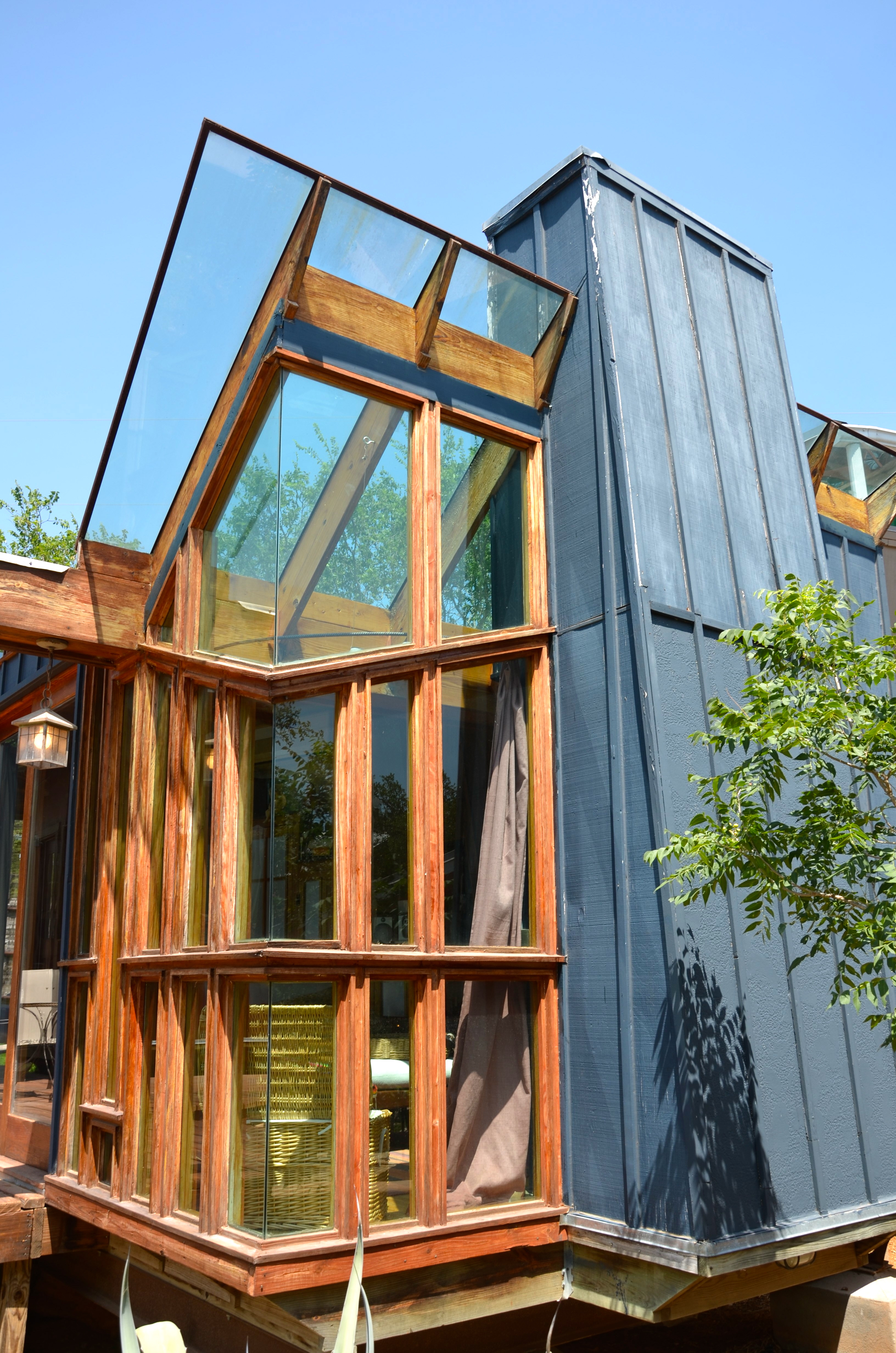 The Blue Loft Eco Cabin Living Waters On Lake Travis