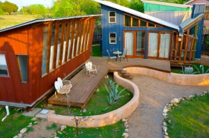 """The Retreat Eco-Cabins"" (sleep up to 10)"