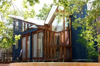 The Blue Loft Eco-Cabin